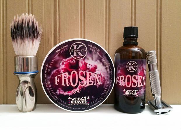 "K Shave Worx ""Frosen"""
