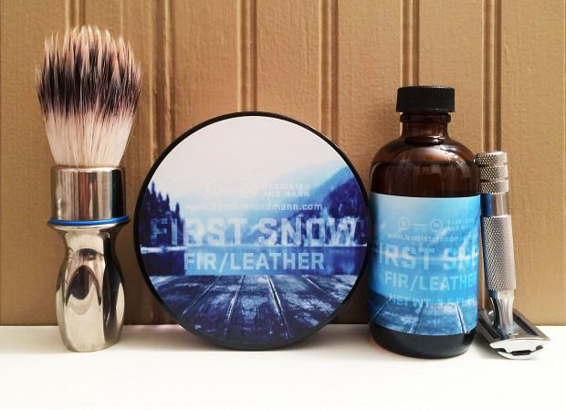 "Barrister and Mann ""First Snow"""