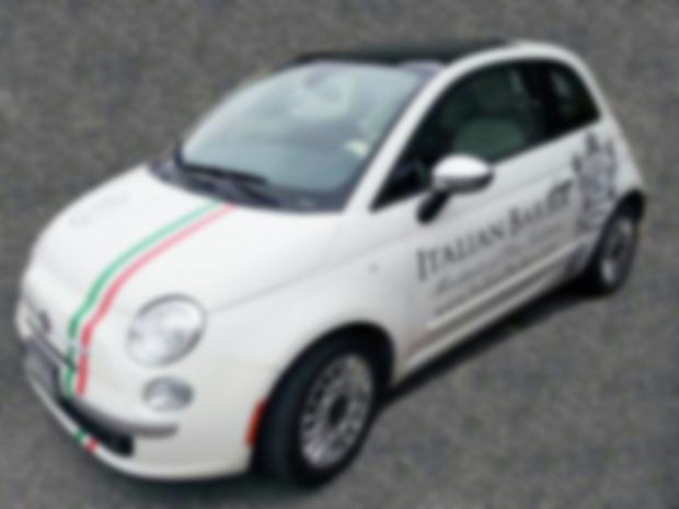Italian Barber Fiat
