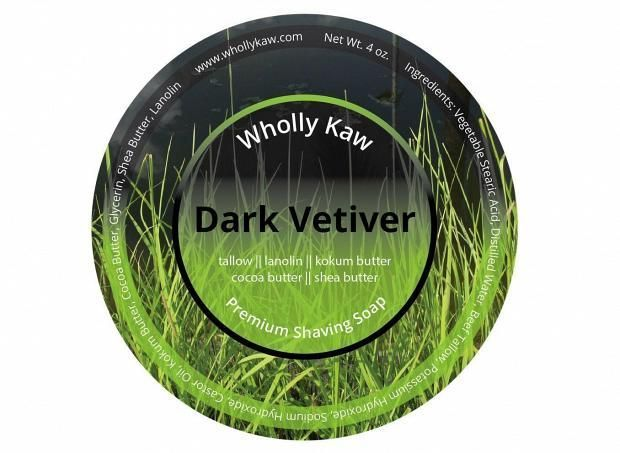 "Wholly Kaw ""Dark Vetiver"""