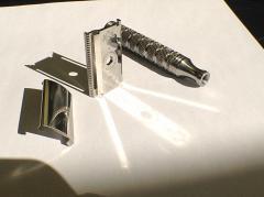 BBS-1 razor - parts