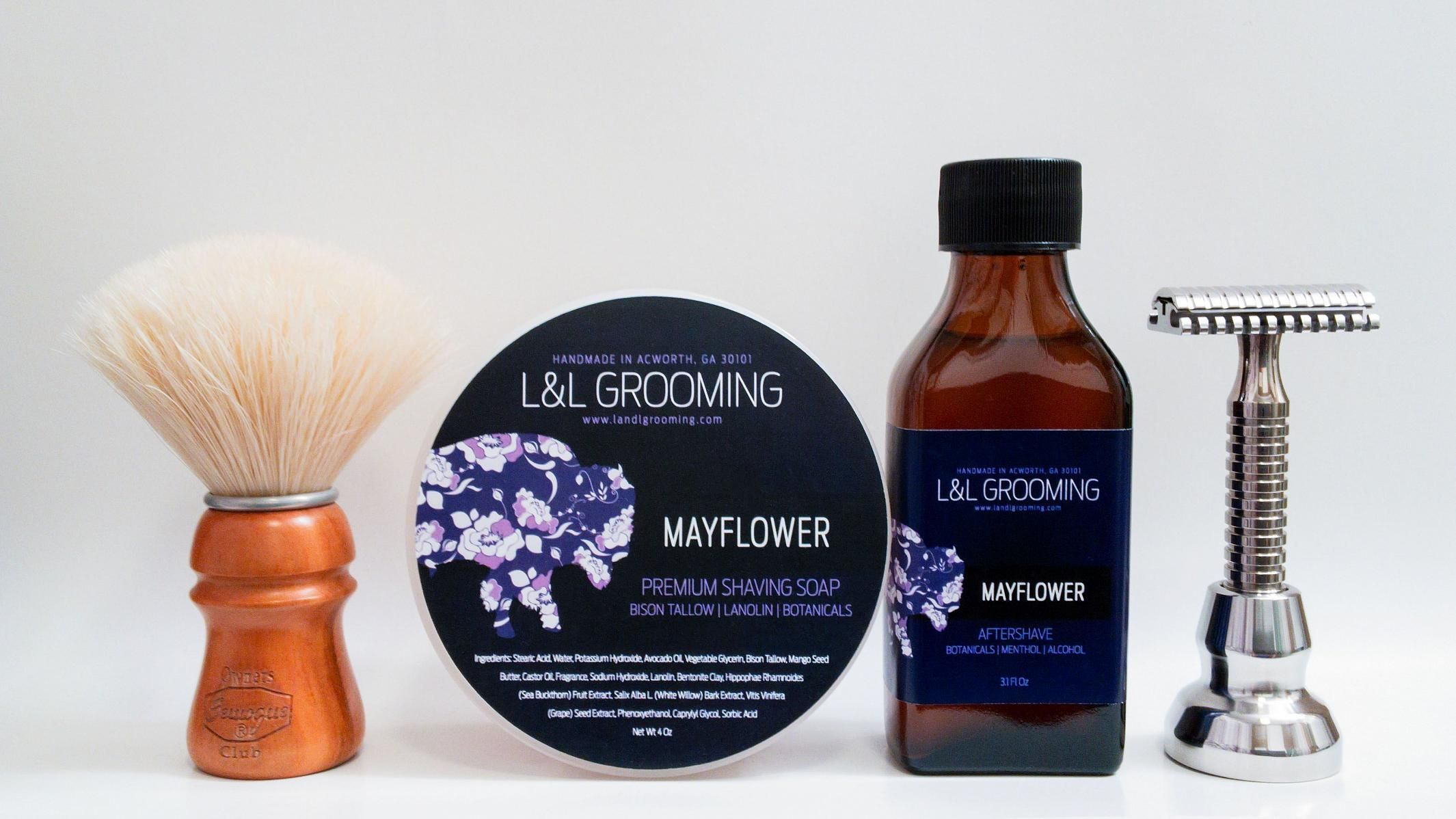 "L&L Grooming ""Mayflower"""
