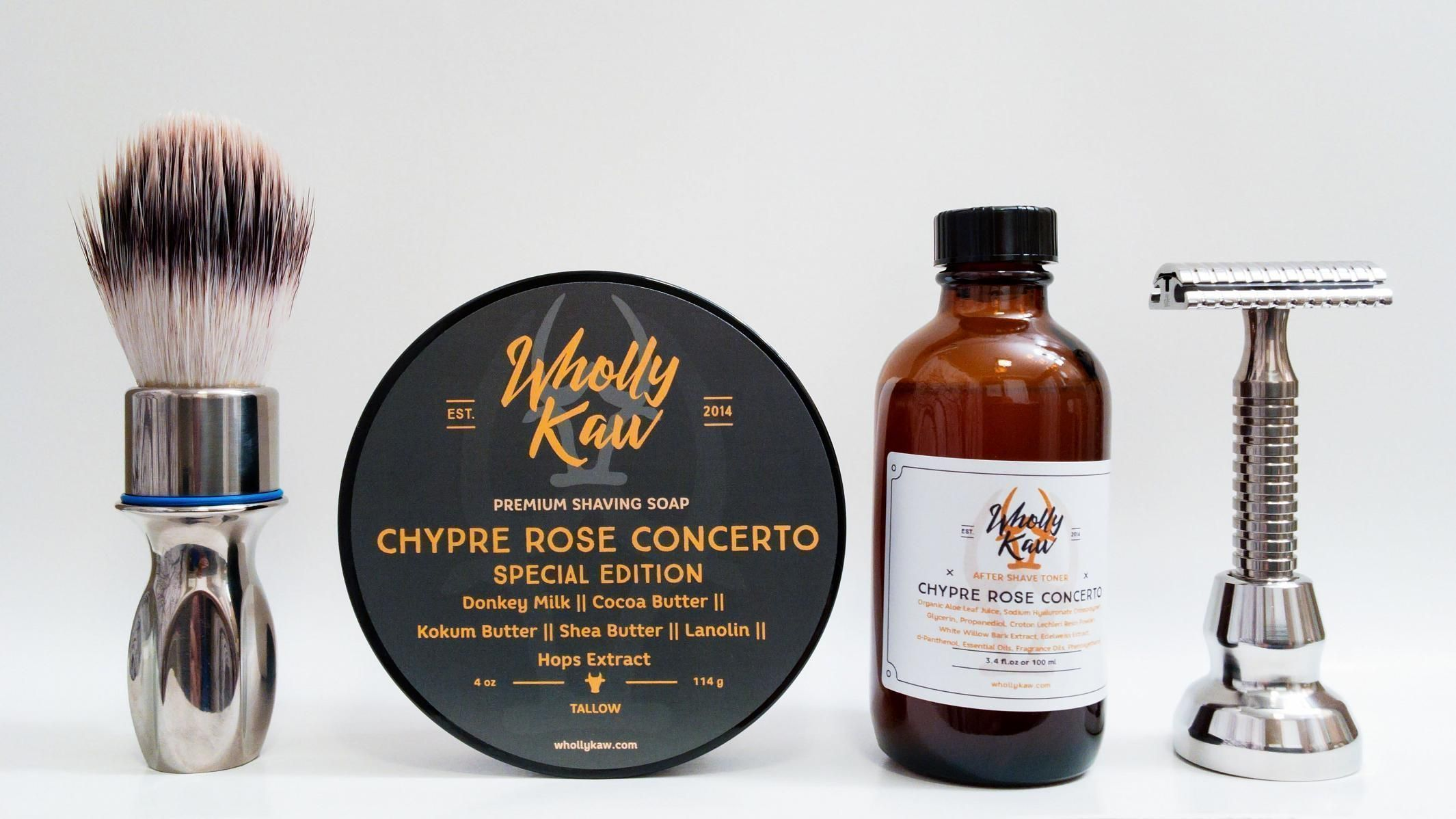 """Wholly Kaw """"Chypre Rose Concerto"""""""