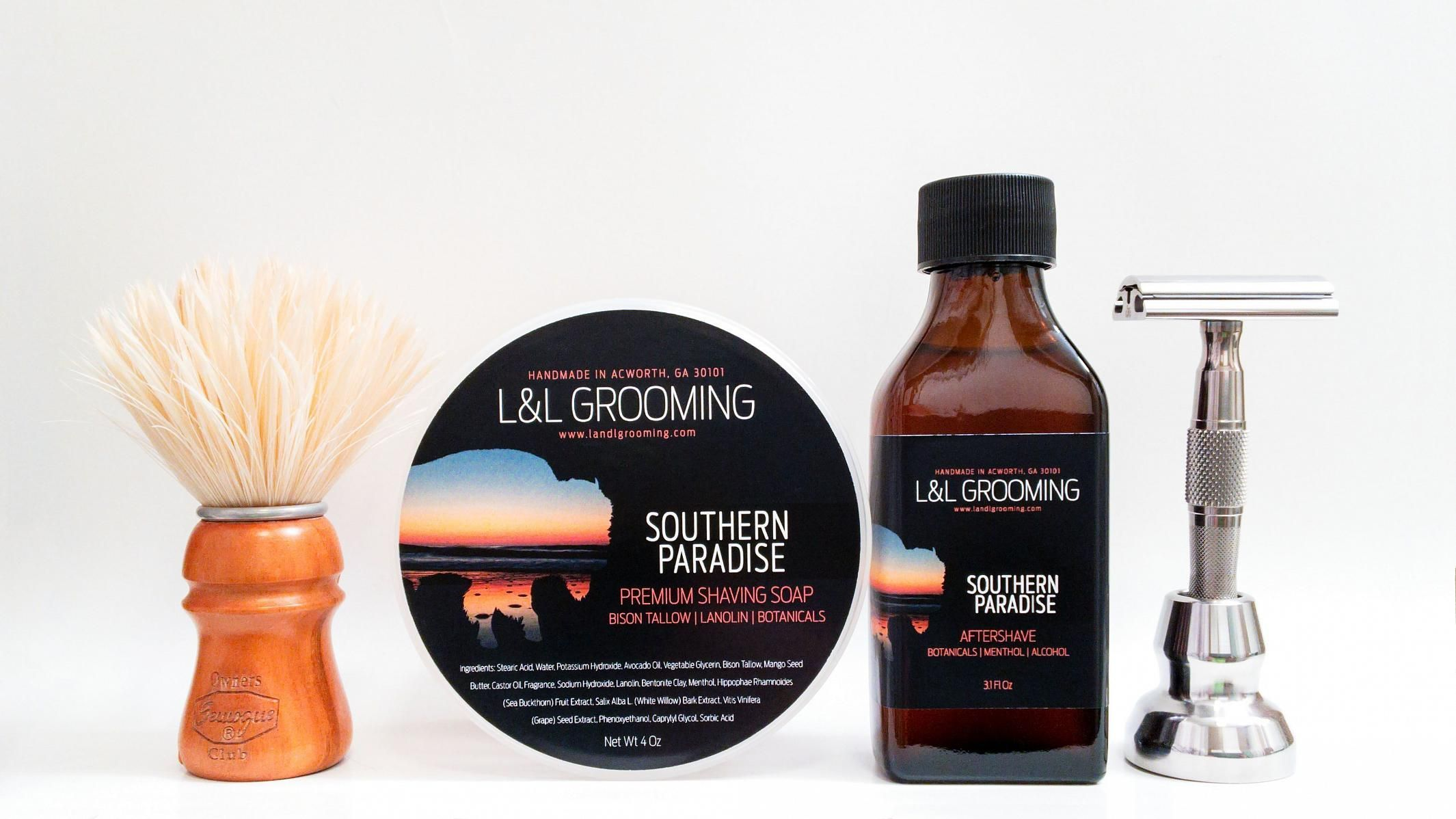 "L&L Grooming ""Southern Paradise"""