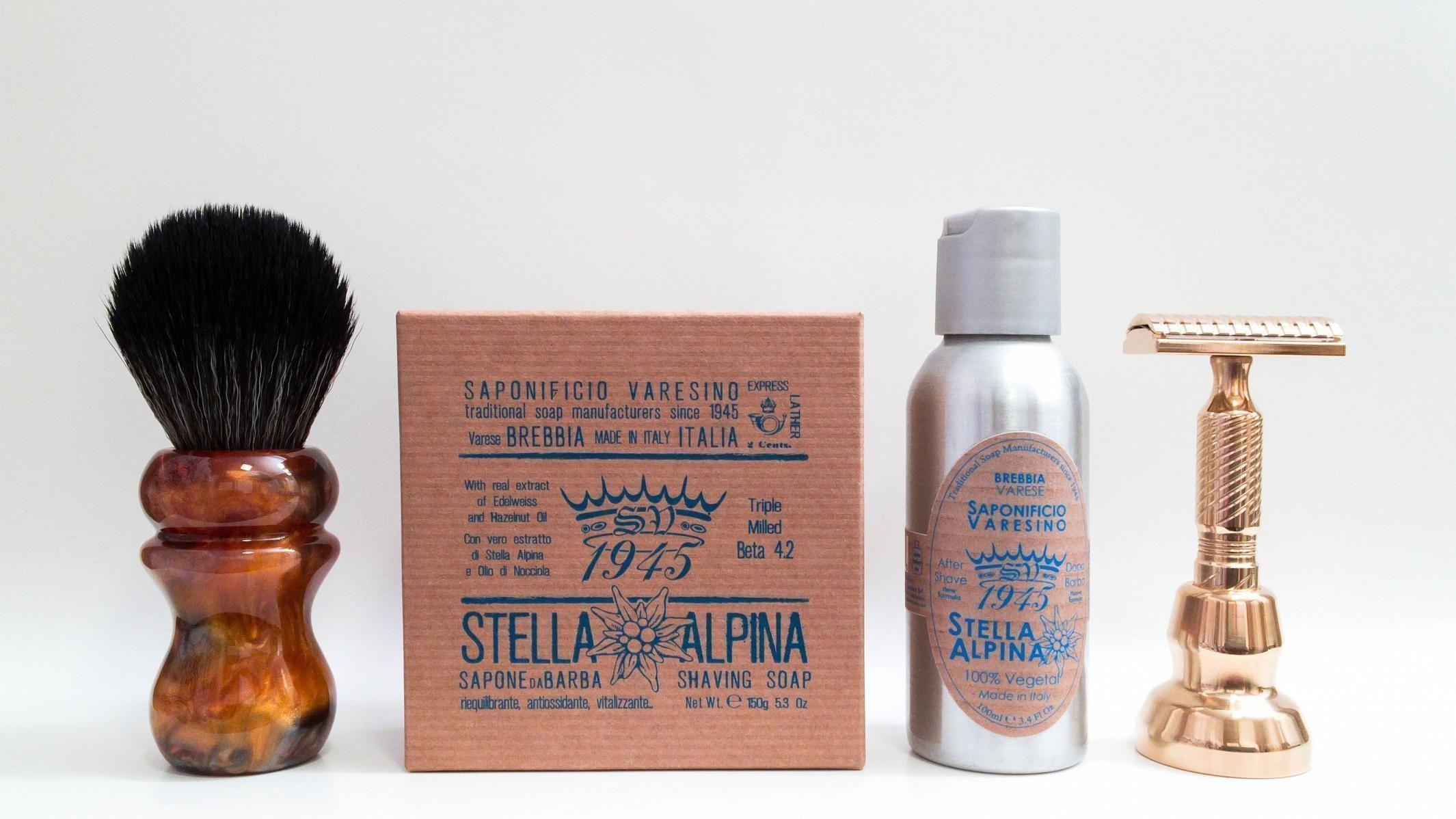 """Saponificio Varesino """"Stella Alpina"""""""