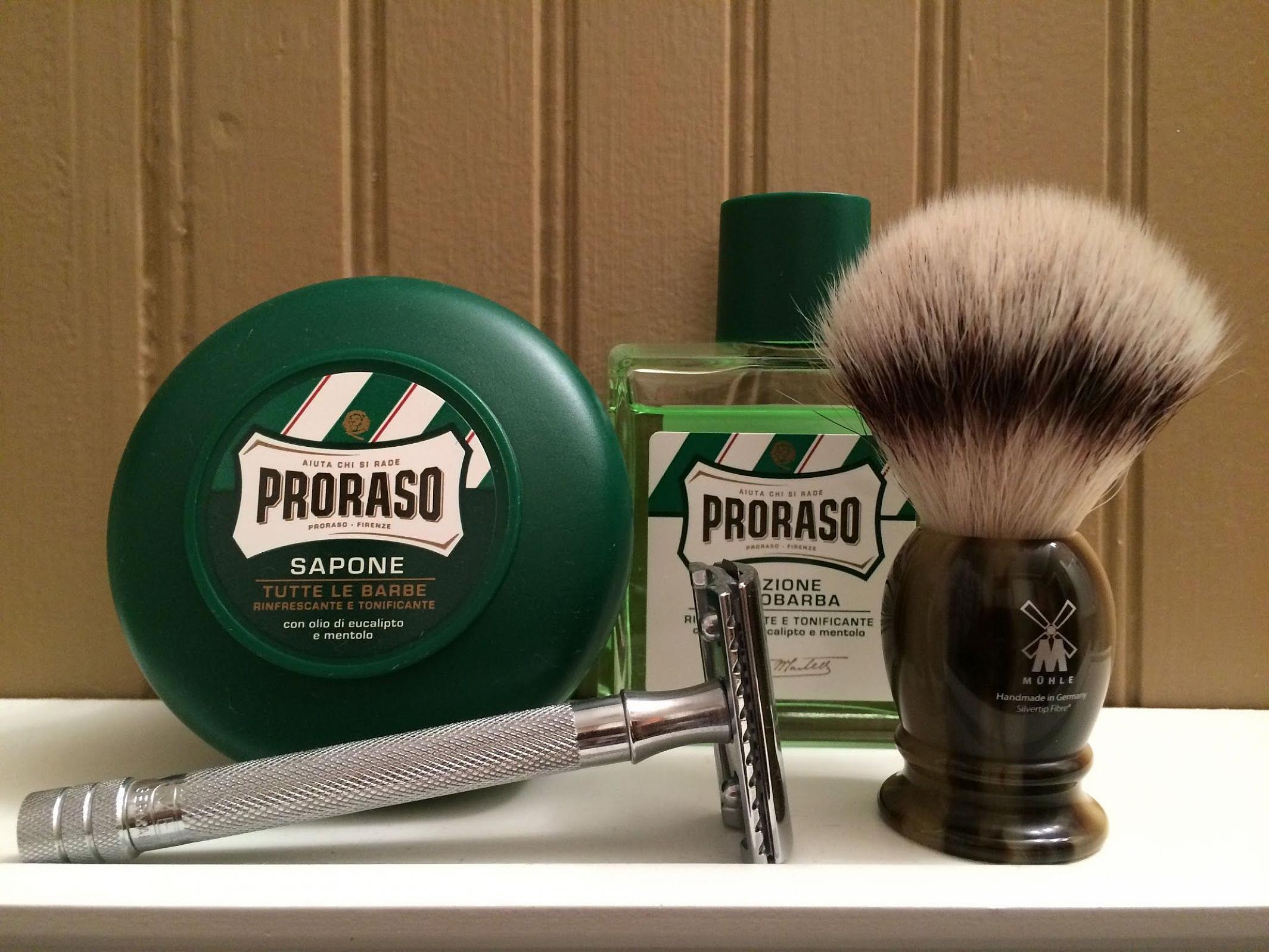 """Proraso """"Green"""" (Menthol)"""