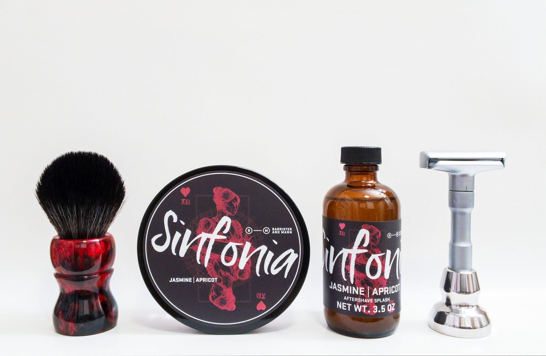 "Barrister and Mann ""Sinfonia"""