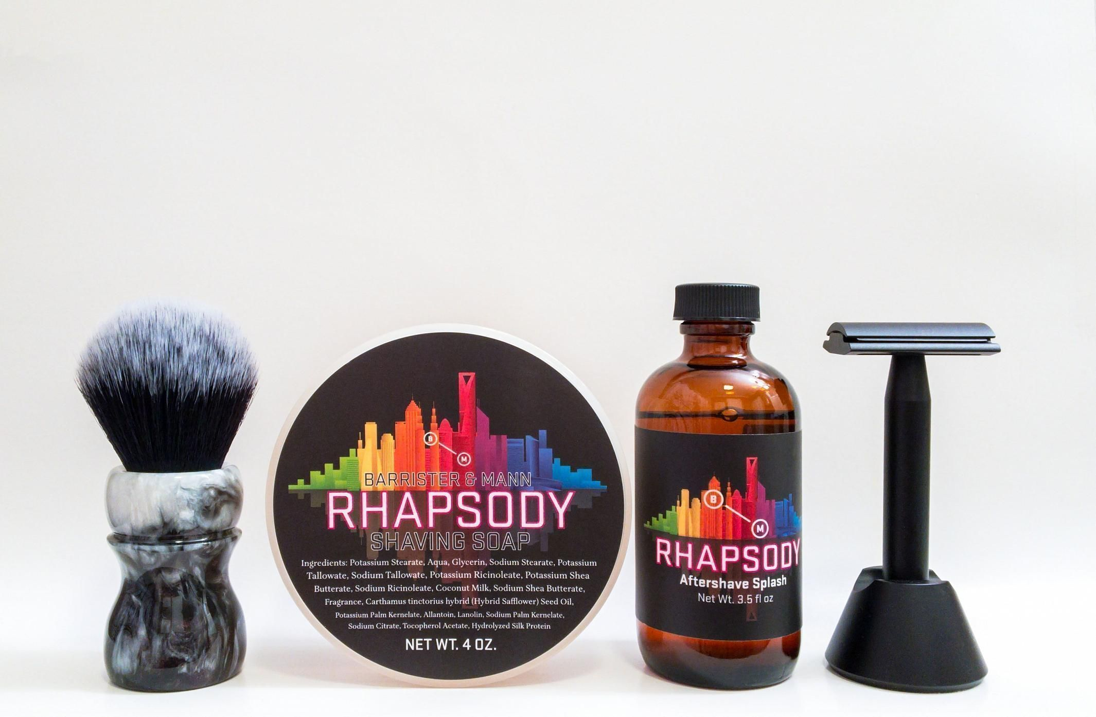 "Barrister and Mann ""Rhapsody"""