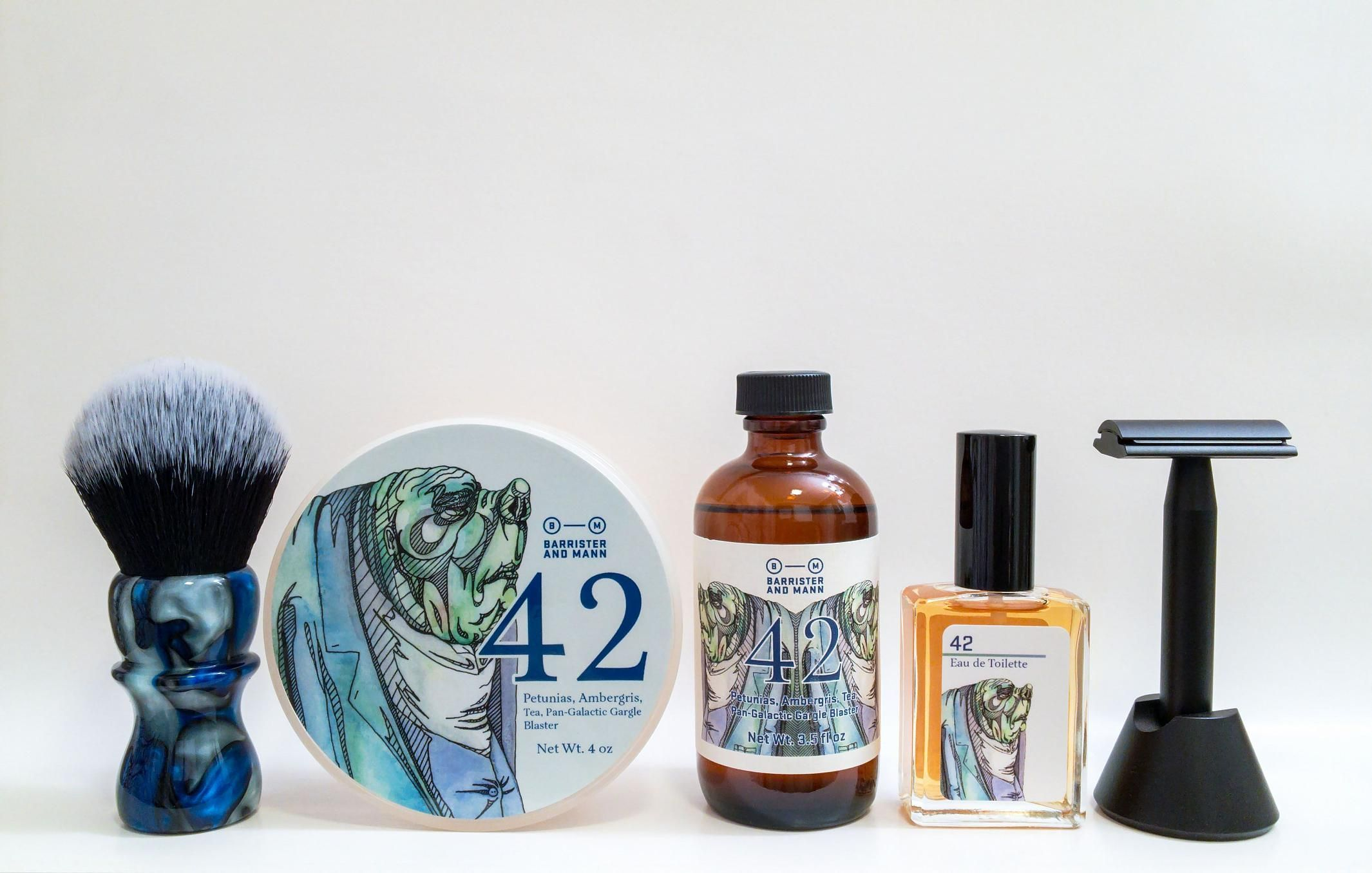 "Barrister and Mann ""42"""