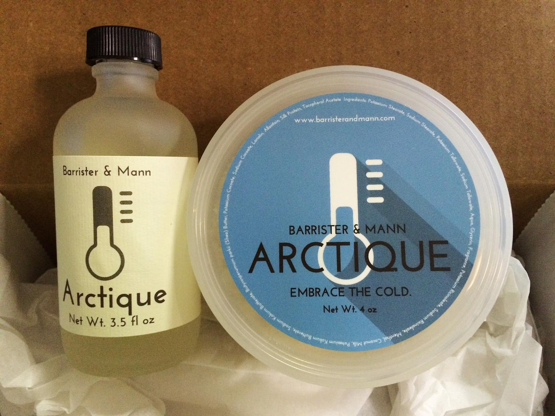 """Barrister and Mann """"Arctique"""""""