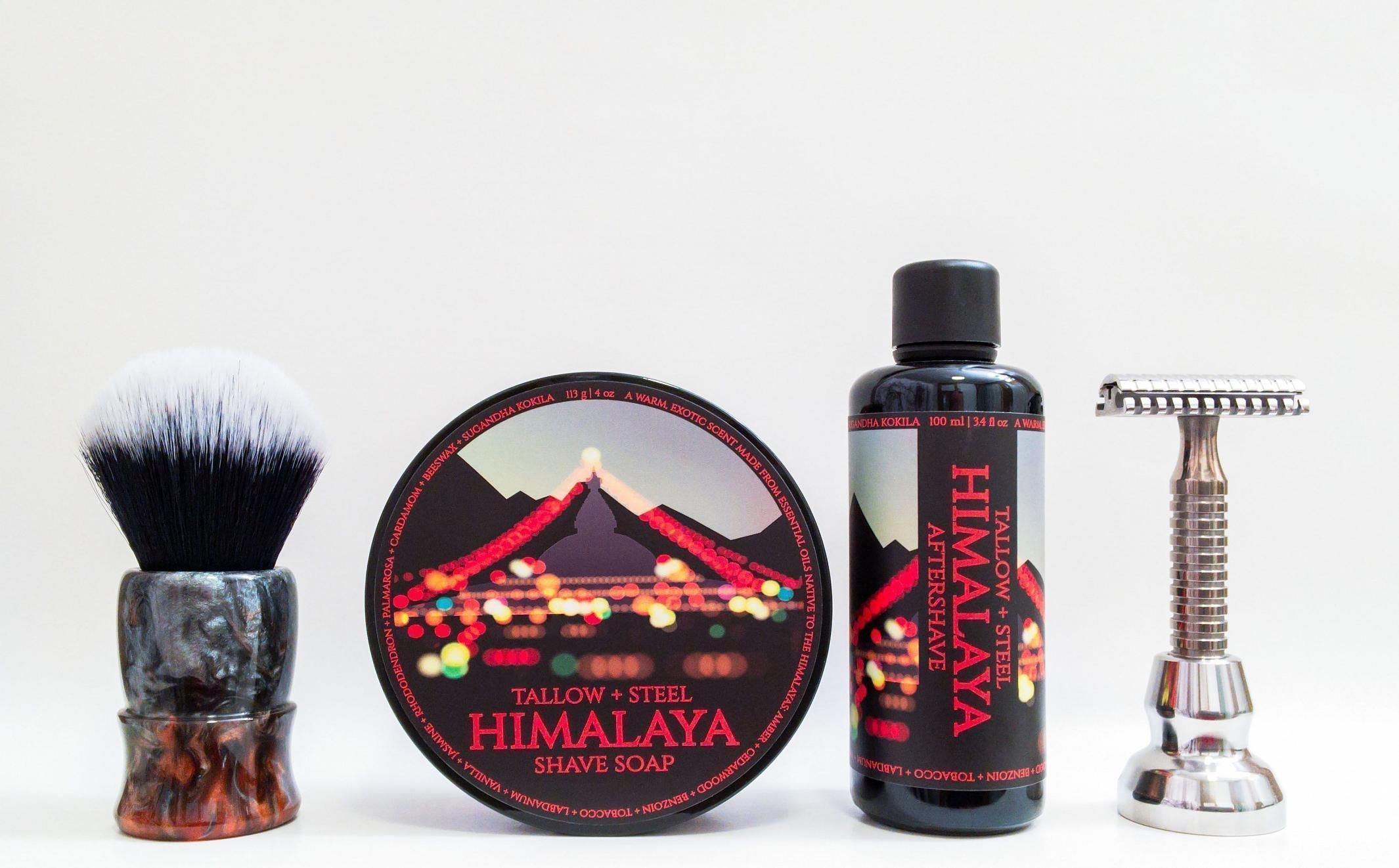 "Tallow + Steel ""Himalaya"""