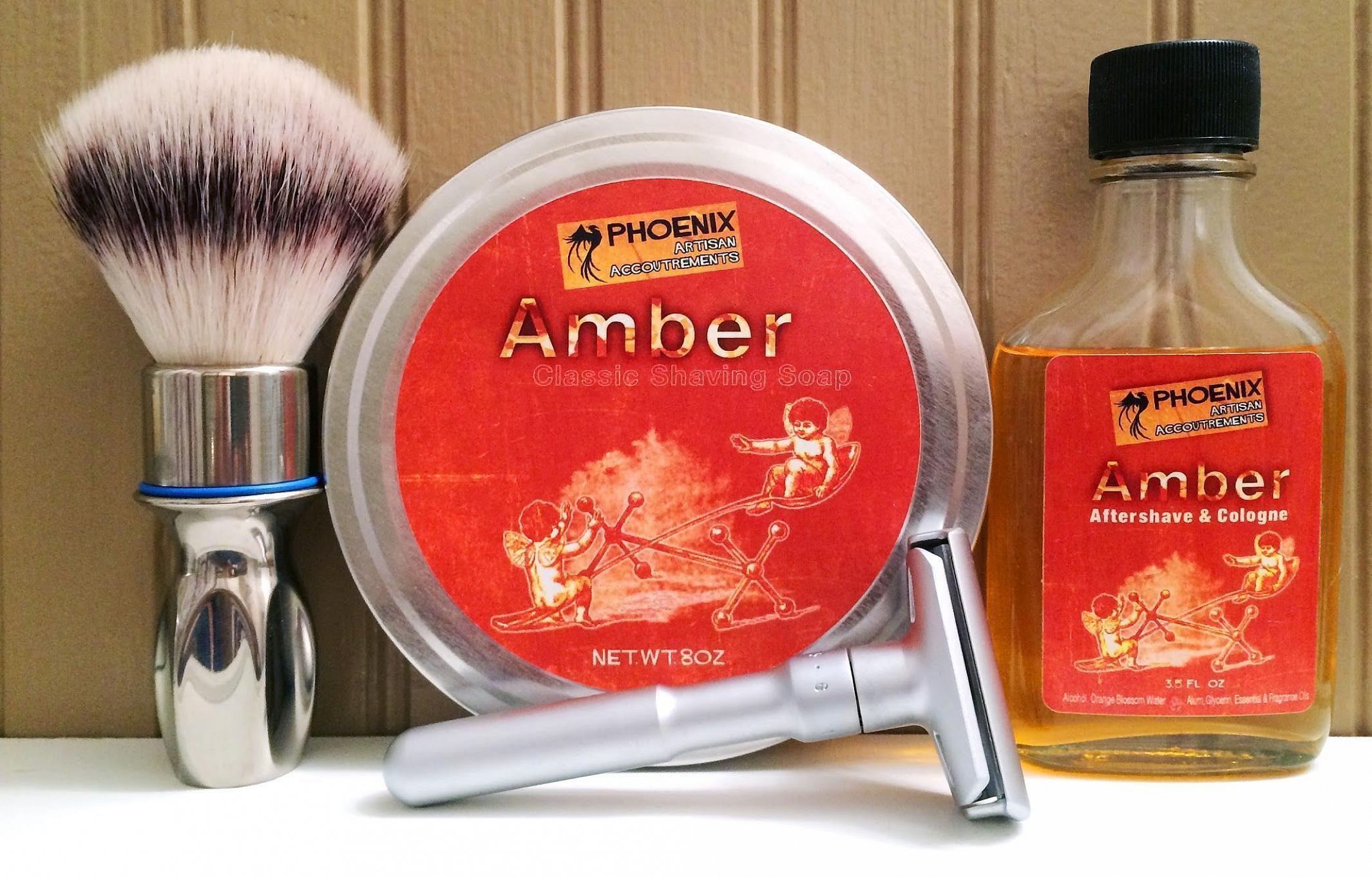 "Phoenix Artisan Accoutrements ""Amber"""