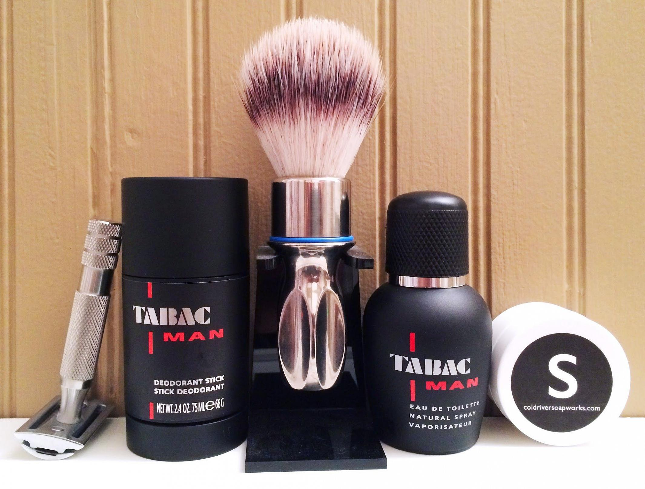 "CRSW ""Select v2"" & Tabac ""Man"""
