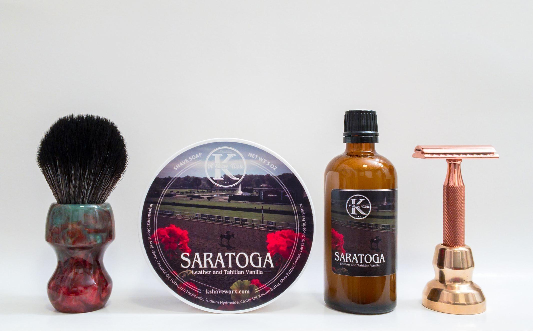 """K Shave Worx """"Saratoga"""""""