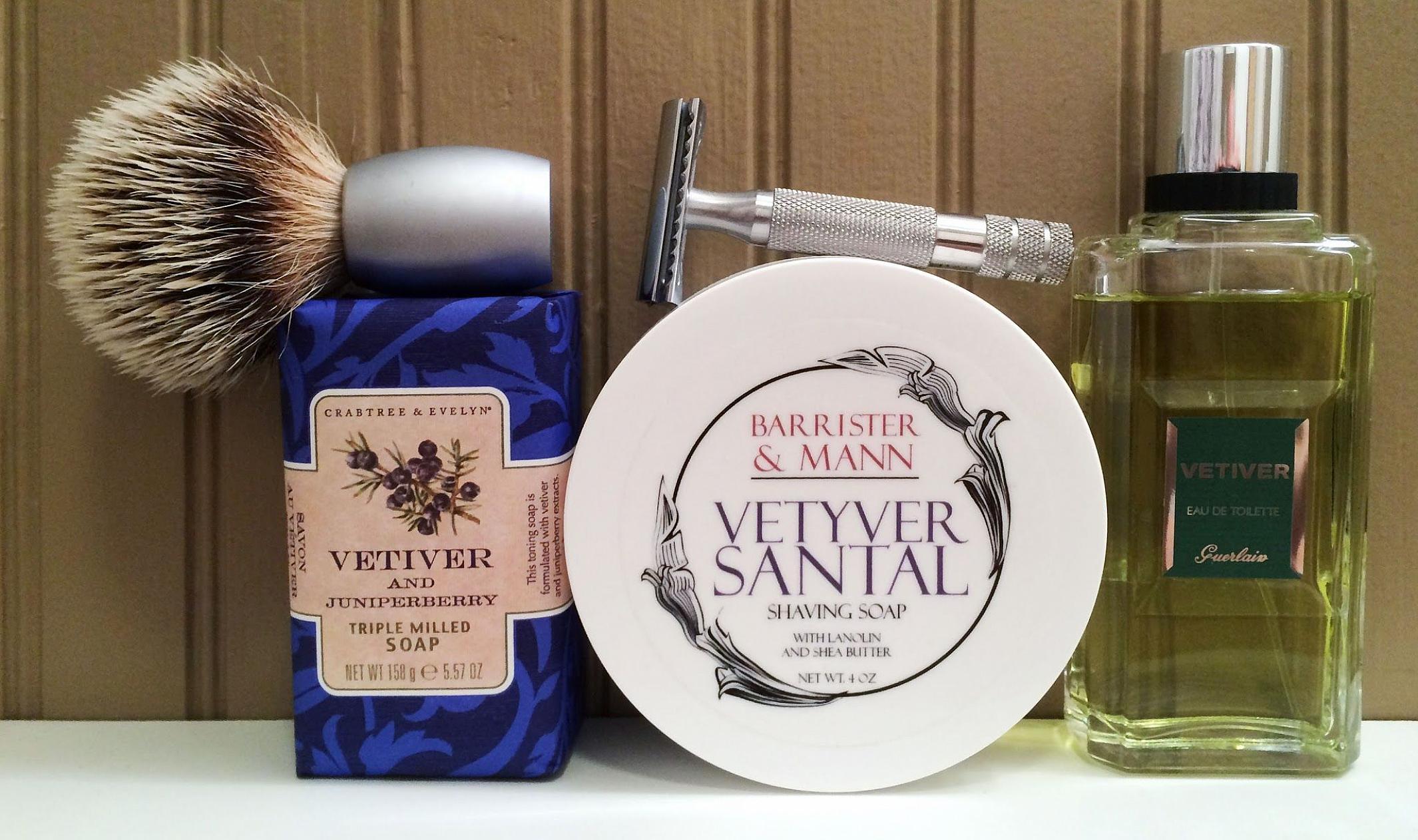 "Barrister and Mann ""Vetyver Santal"""