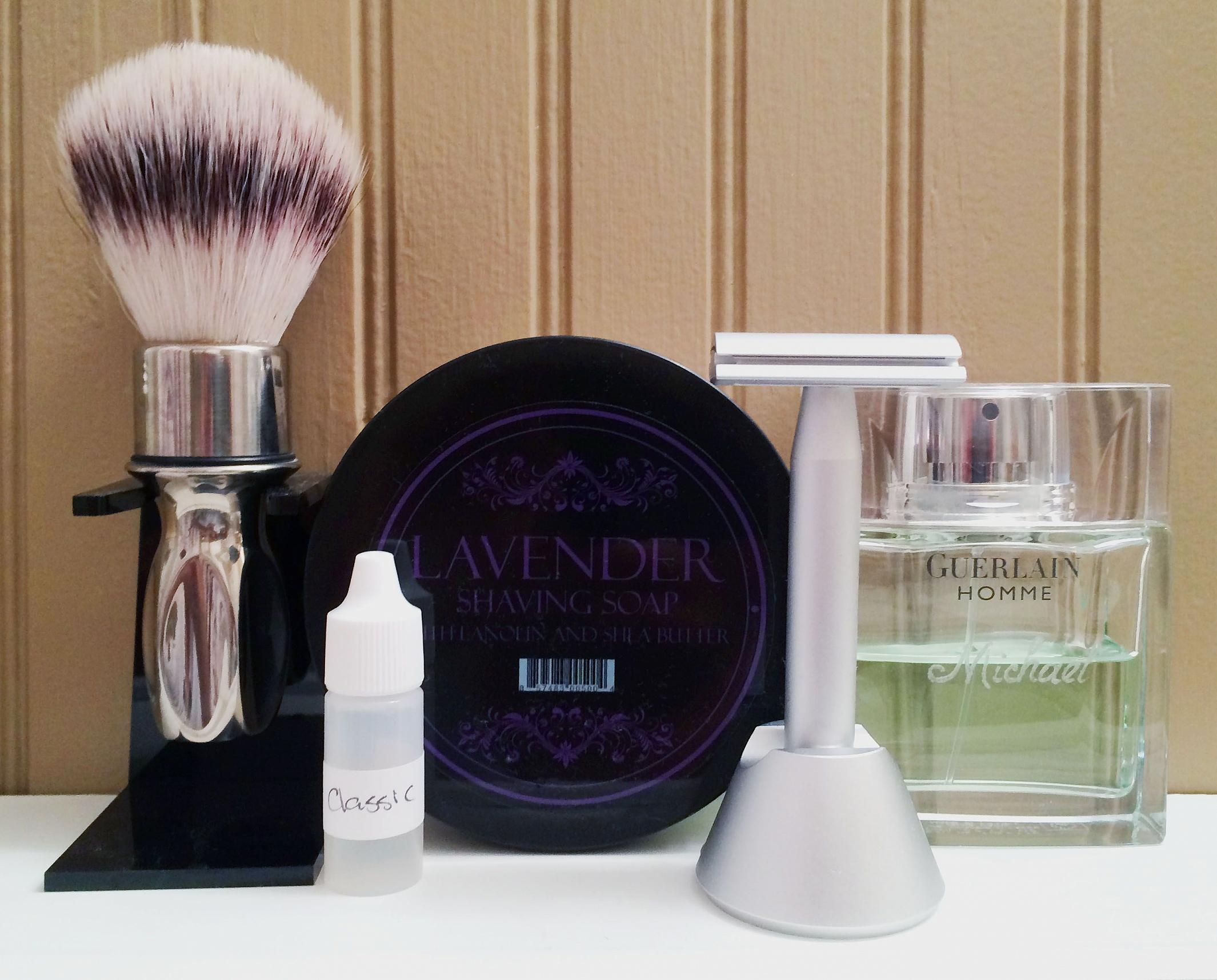 """Barrister and Mann """"Lavender"""""""