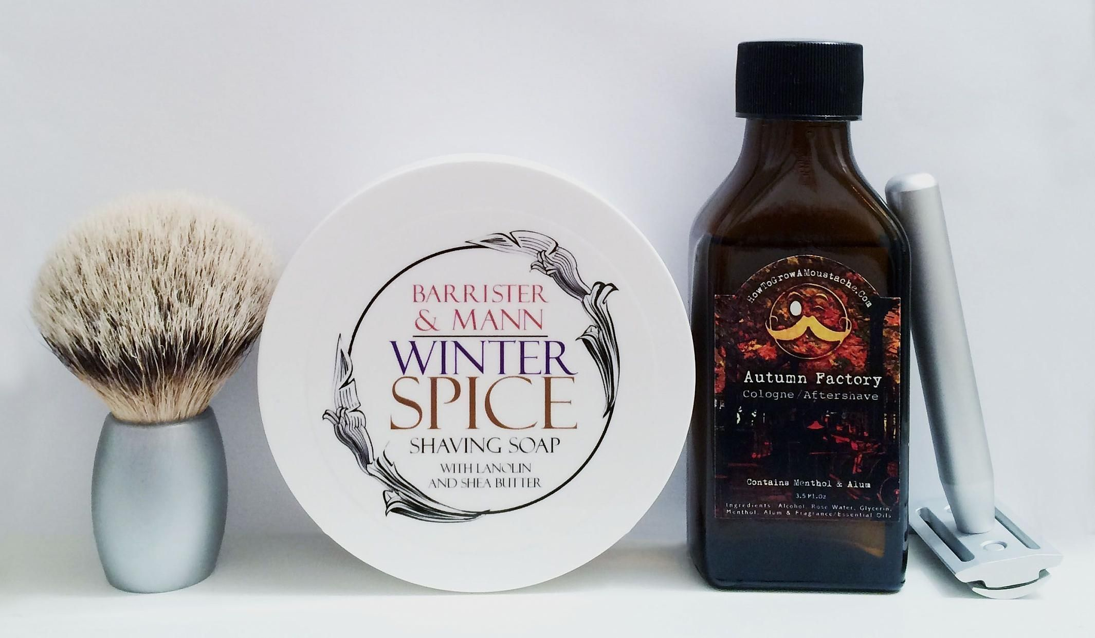 "Barrister and Mann ""Winter Spice"""