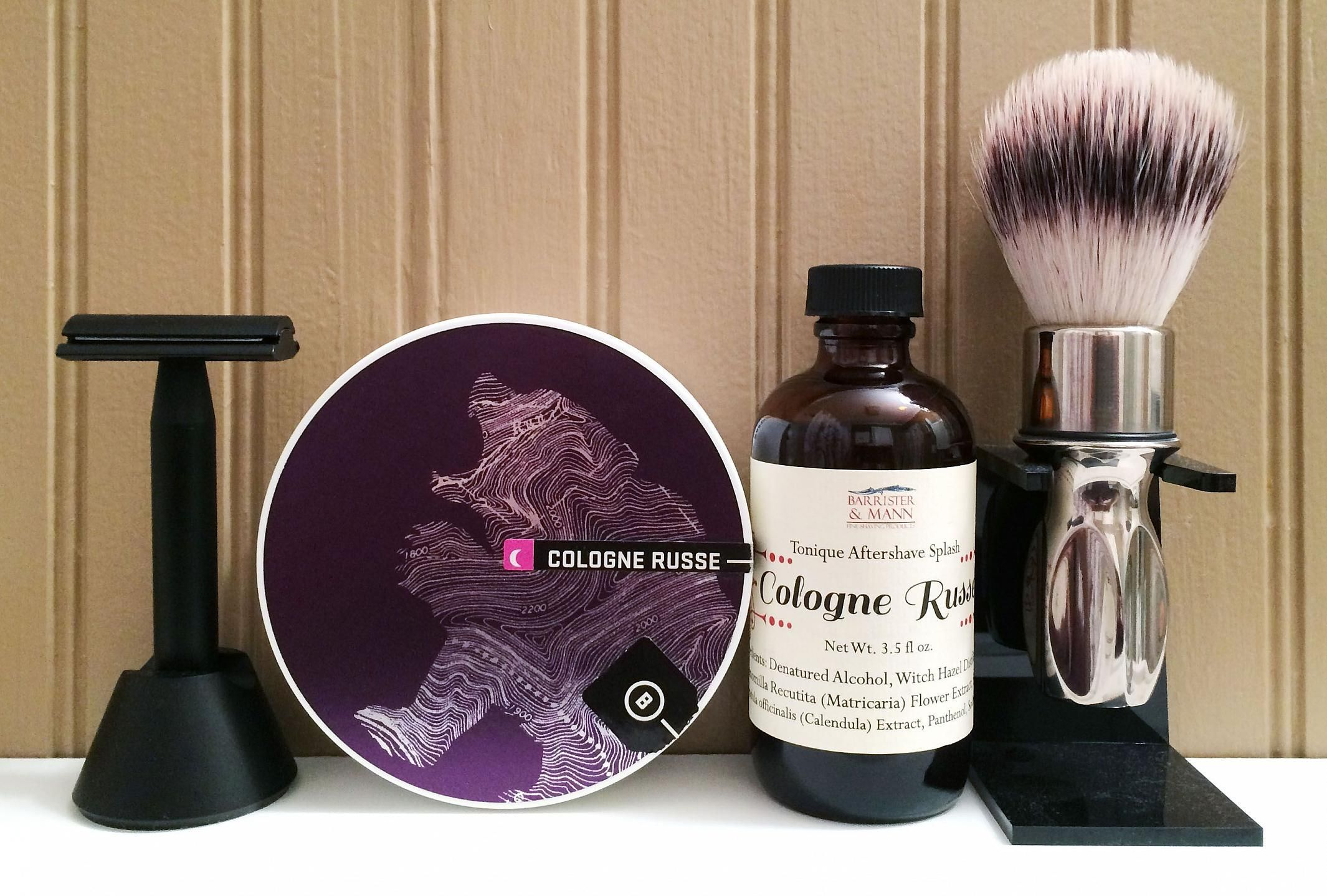 """Barrister and Mann """"Cologne Russe"""""""