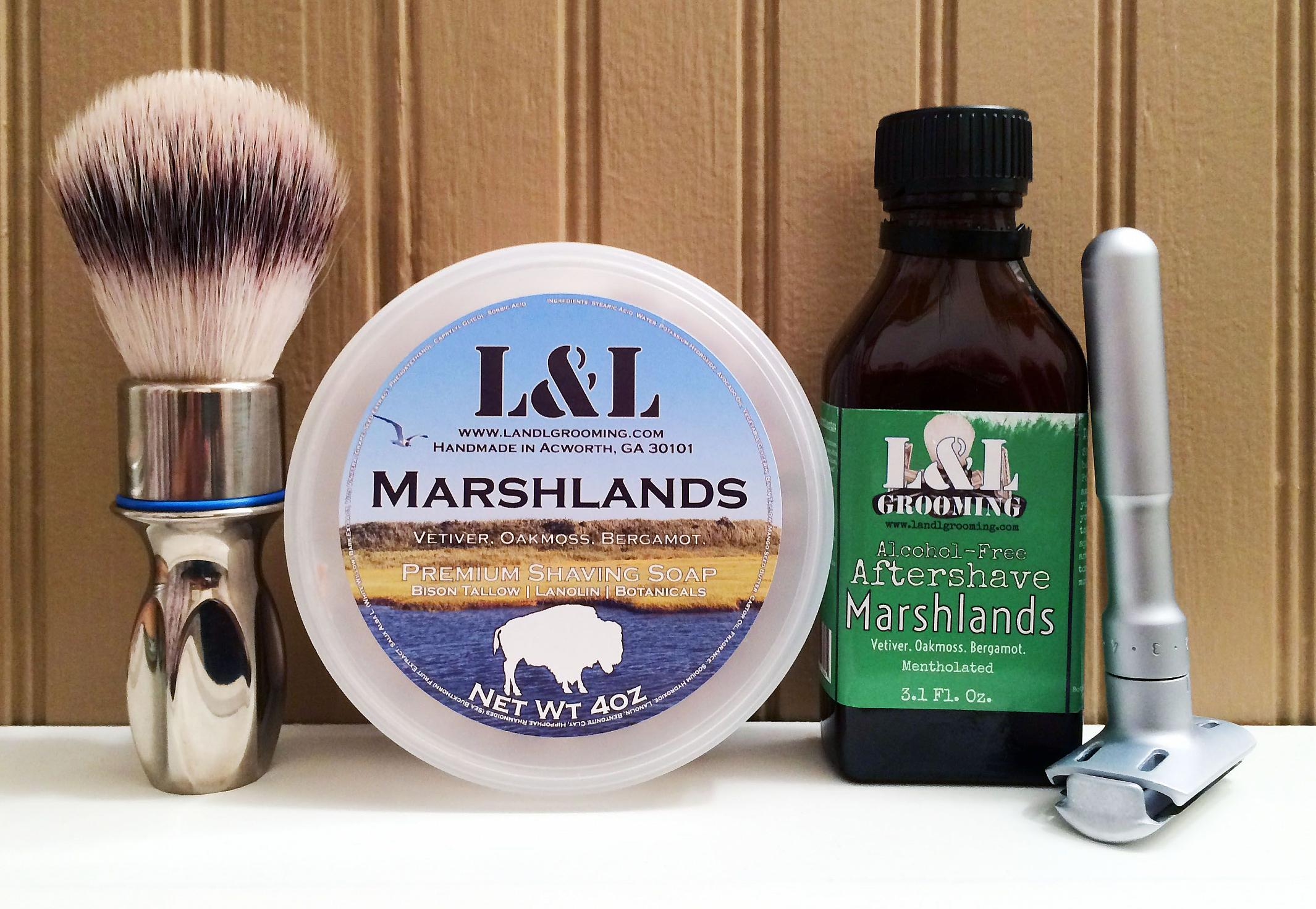 "L&L Grooming ""Marshlands"""