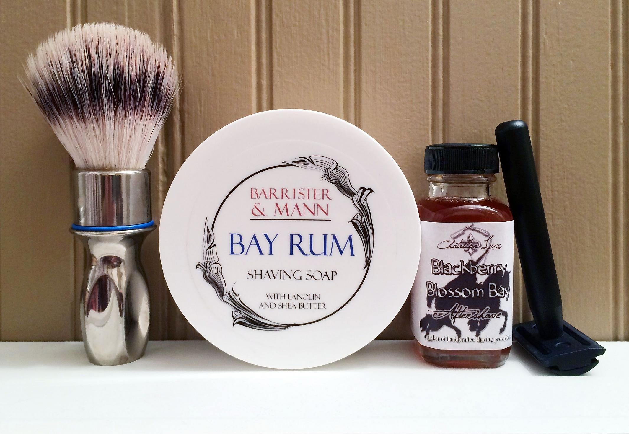 Barrister and Mann/Chatillon Lux