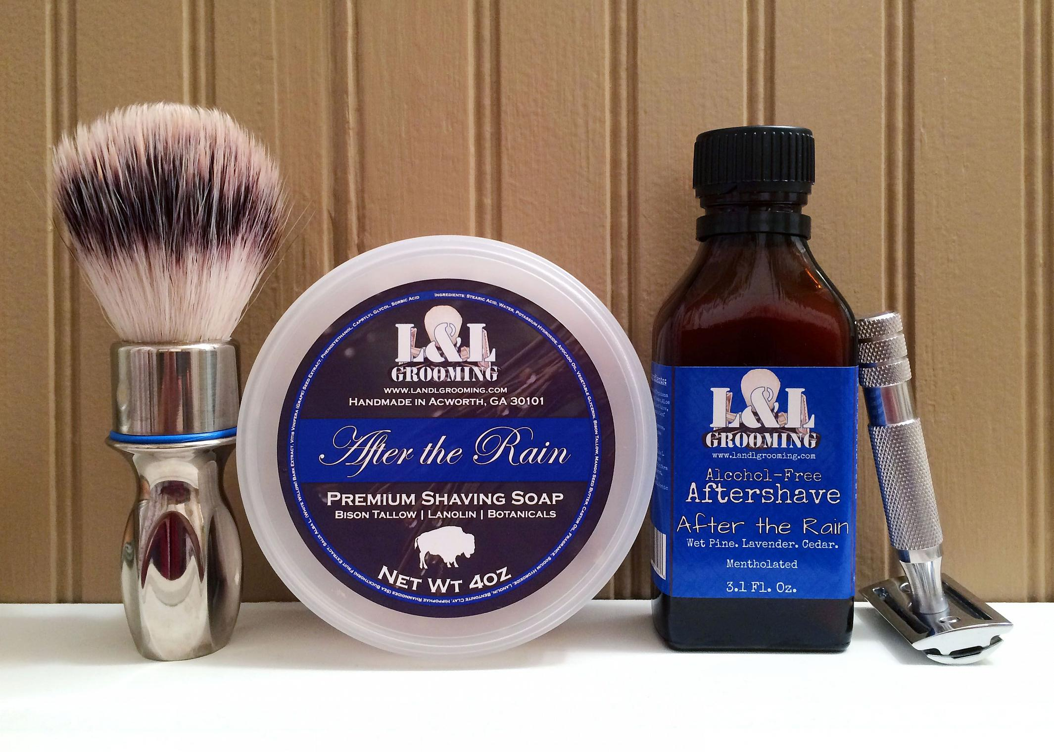 "L&L Grooming ""After the Rain"""