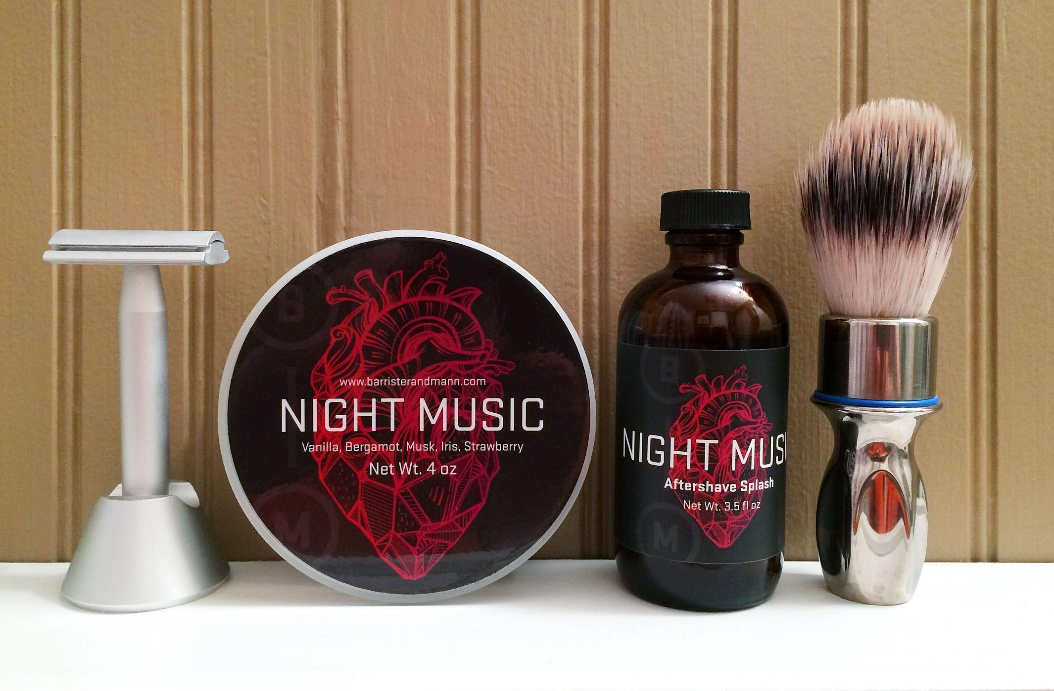 "Barrister and Mann ""Night Music"""