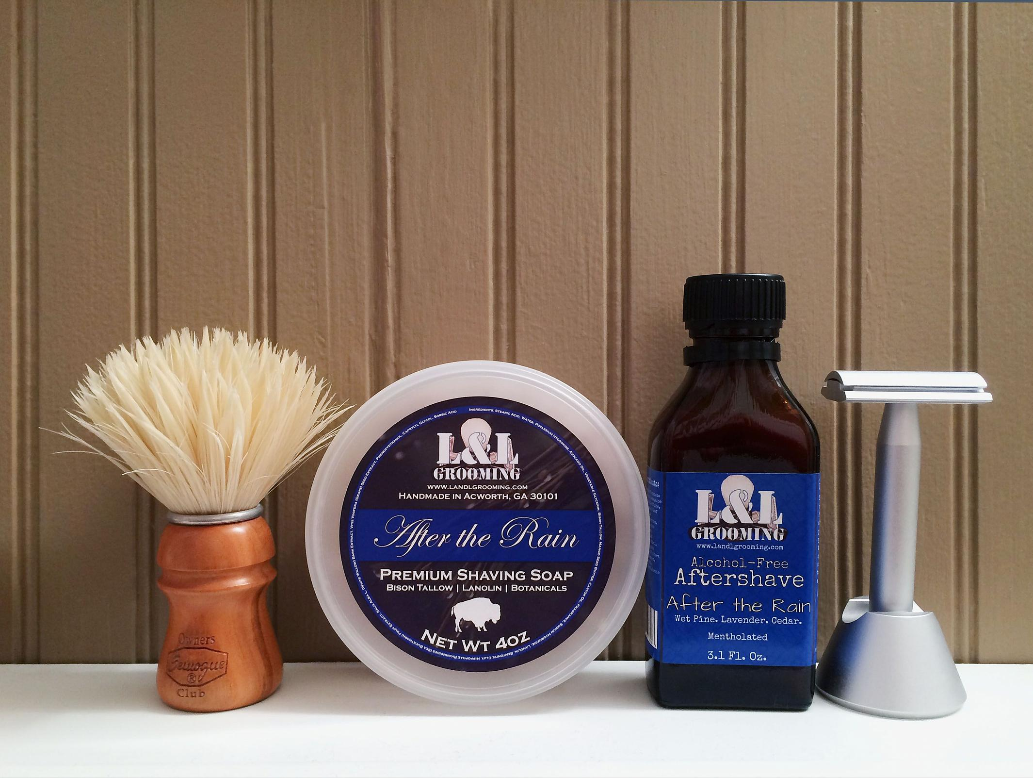 """L&L Grooming """"After the Rain"""""""