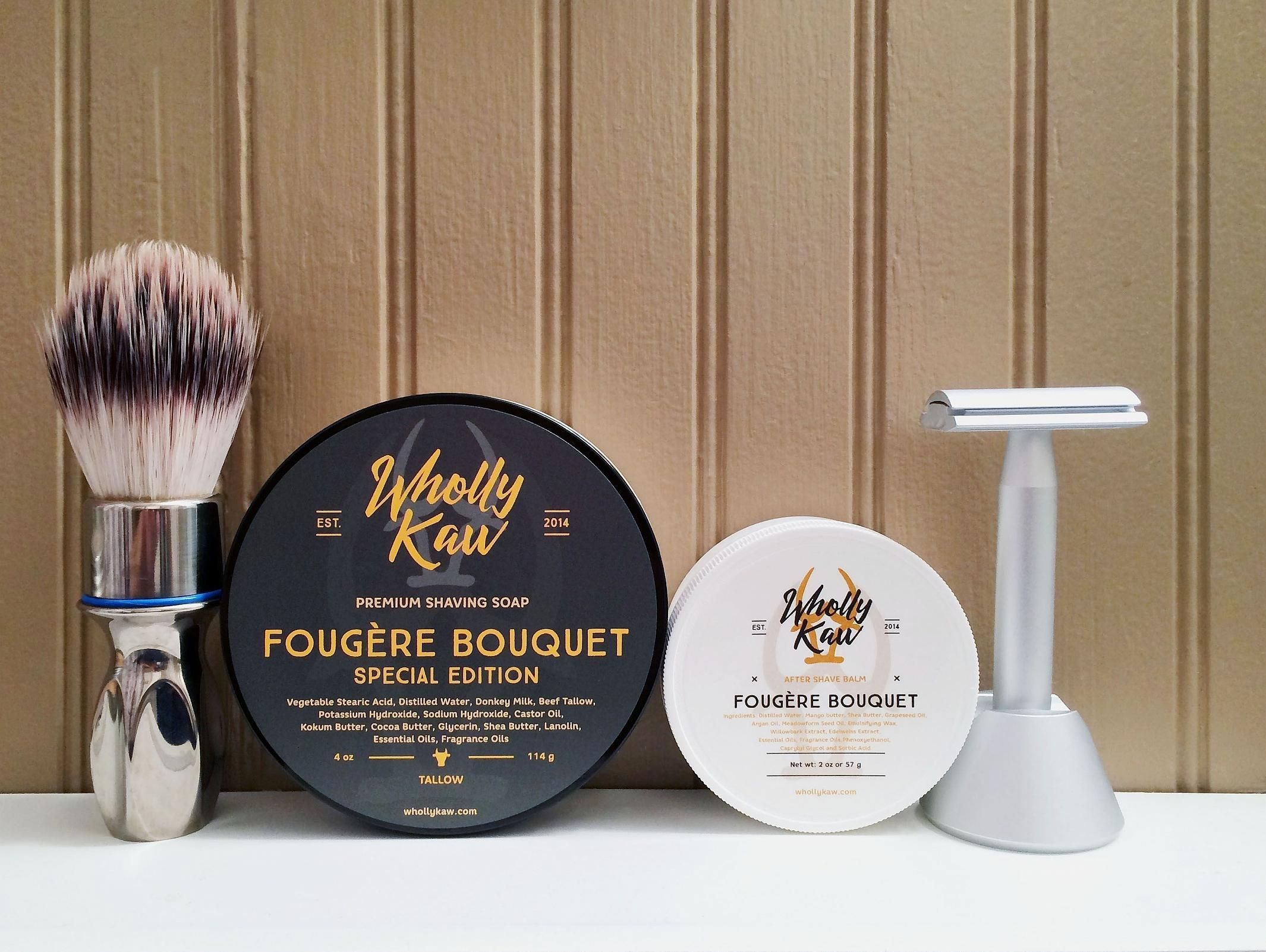 "Wholly Kaw ""Fougére Bouquet"""