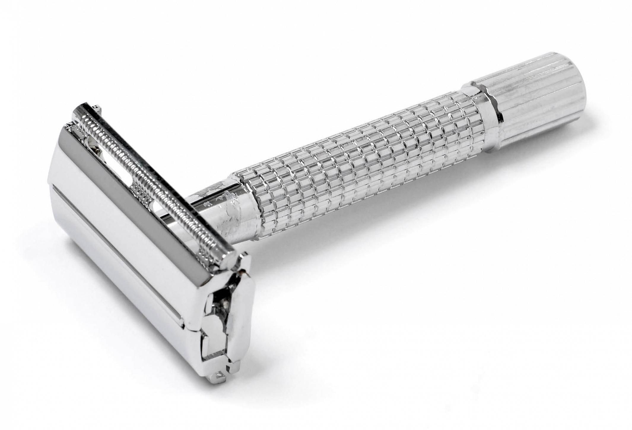 Not your grandfather's razor