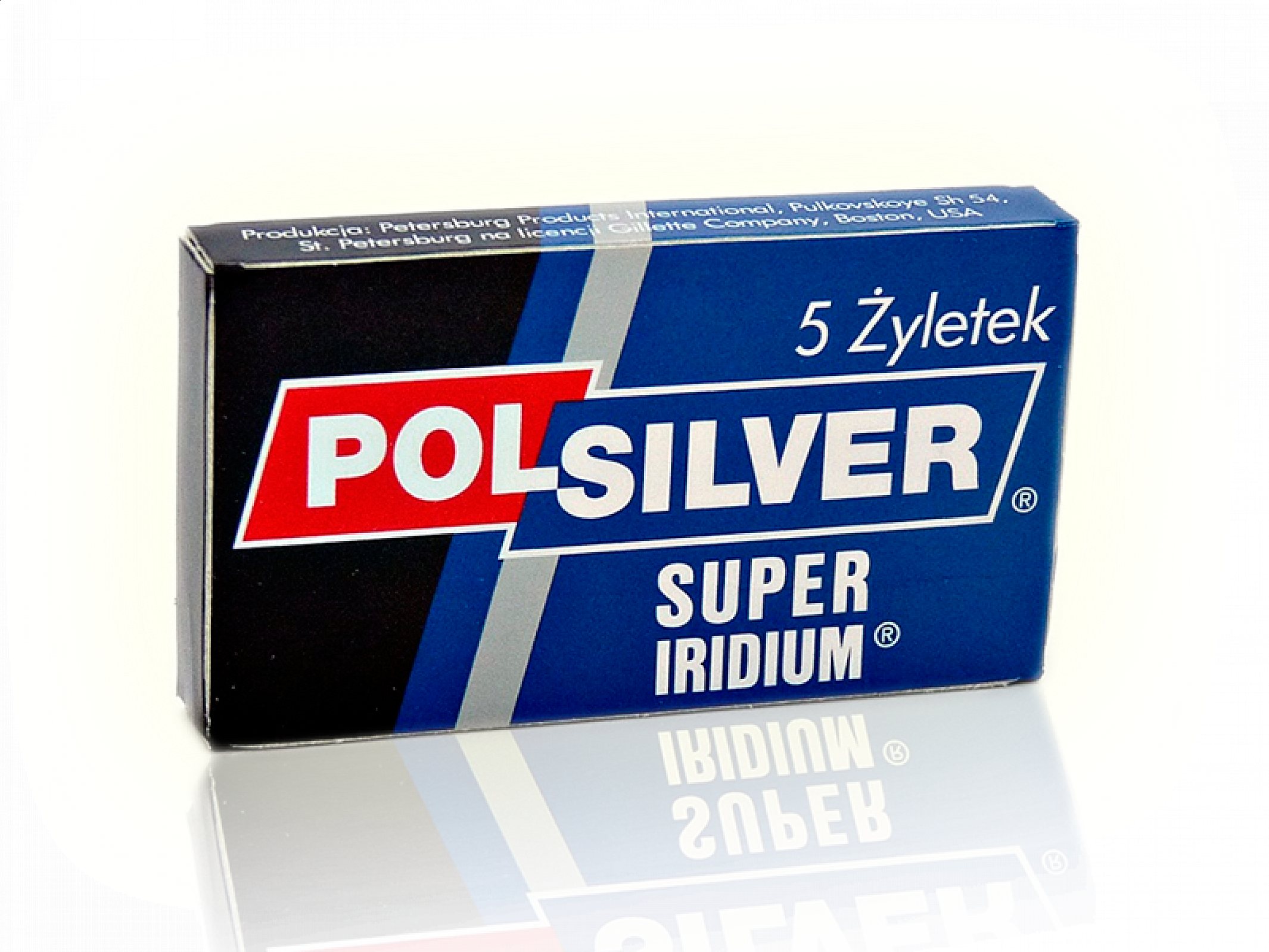 PolSilver blades are my favorite