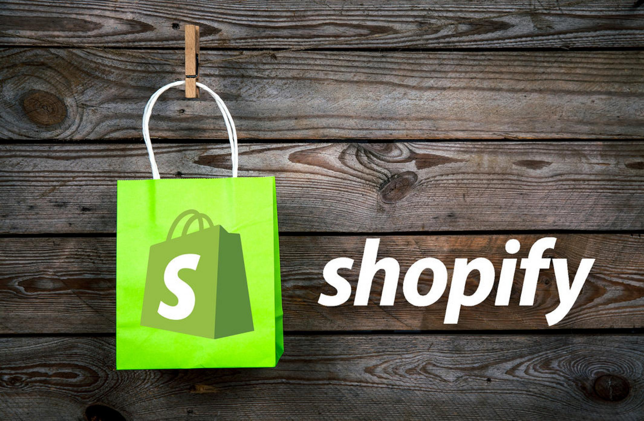 Shopify shops are down